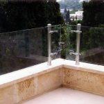 מעקה דגם ספיידר למרפסות