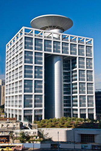 משרד הביטחון, תל אביב