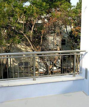 מעקה למרפסת דגם סורג