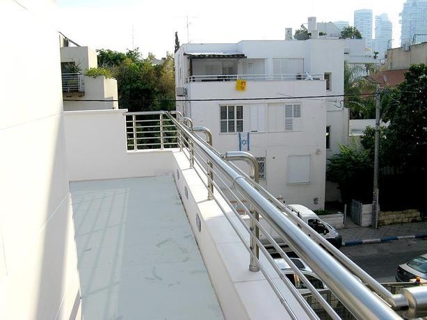 פרויקט ברחוב שטריקר תל אביב